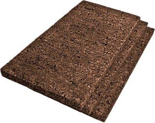 ¿Por qué usar planchas de corcho negro en la construcción?