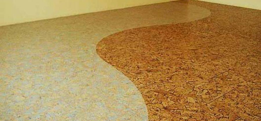 El suelo de corcho y su aislamiento