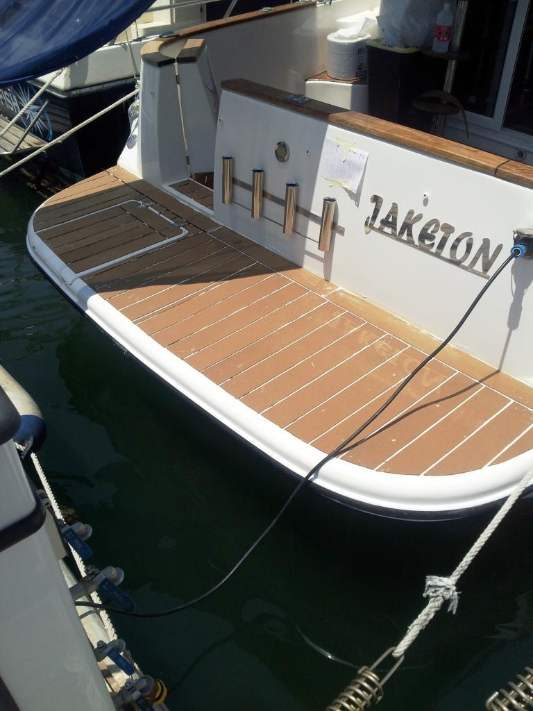 La náutica, el mar y el corcho